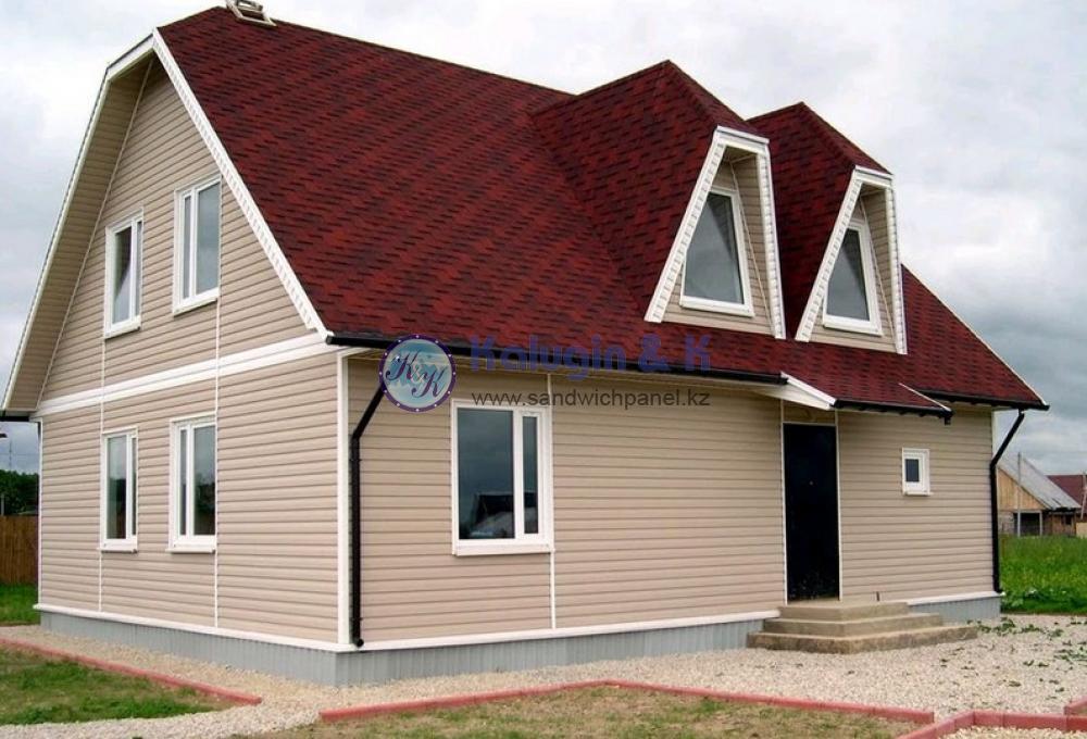 Путь строительства дома очень долгий и трудный